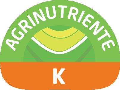 Fertilizante líquido que aporta potasio y nitrógeno quelatados y de alta asimilación para la planta.